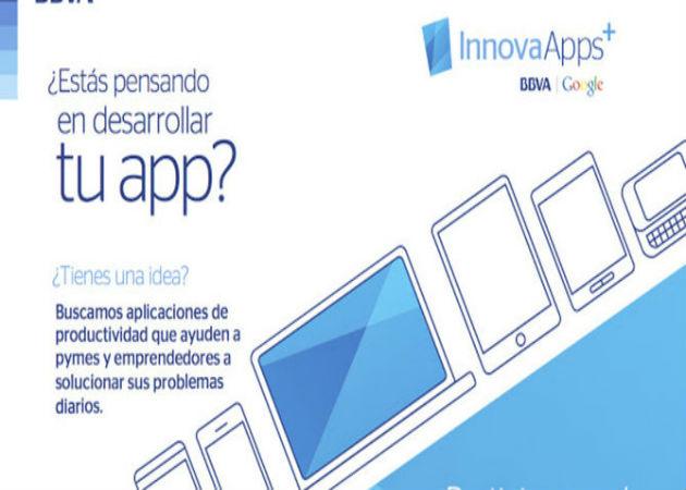 BBVA y Google premiarán a las apps que mejoren la productividad de las empresas