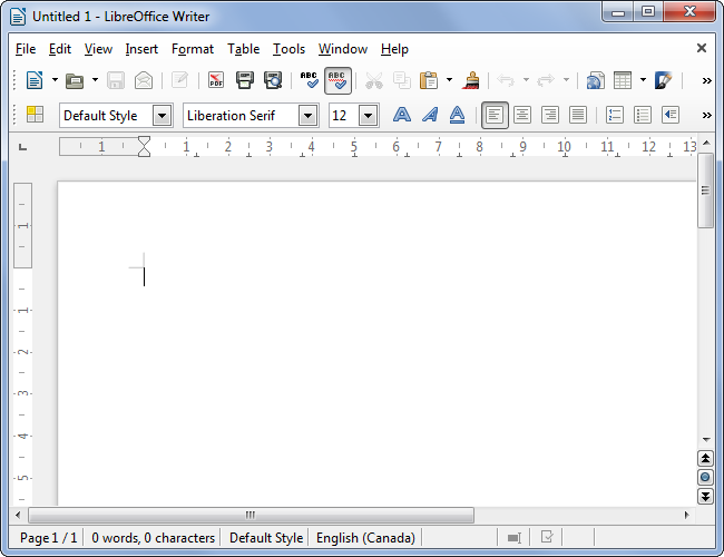 Libreoffice vs openoffice cu l deber as escoger para tu empresa muypymes - Openoffice or libre office ...