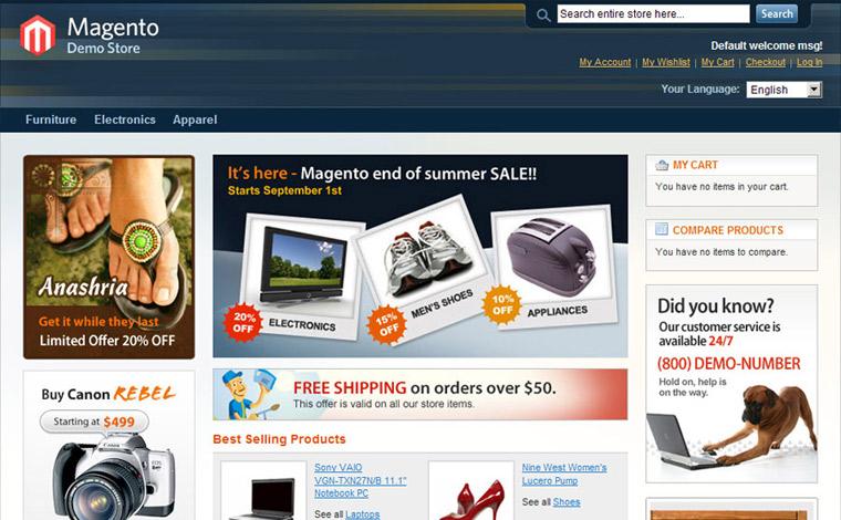 ¿Qué plataforma elegir para crear una tienda online?