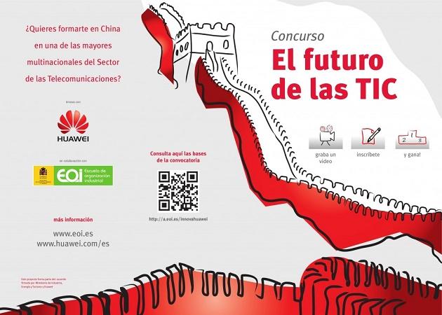 """Huawei y EOI llevan a cabo la segunda edición de """"El Futuro de las TIC"""""""