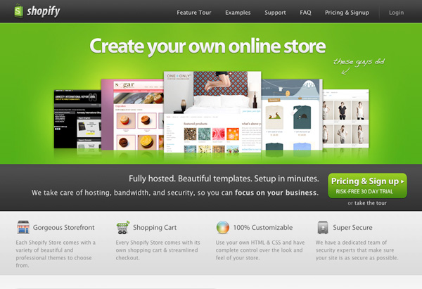 shopify-store