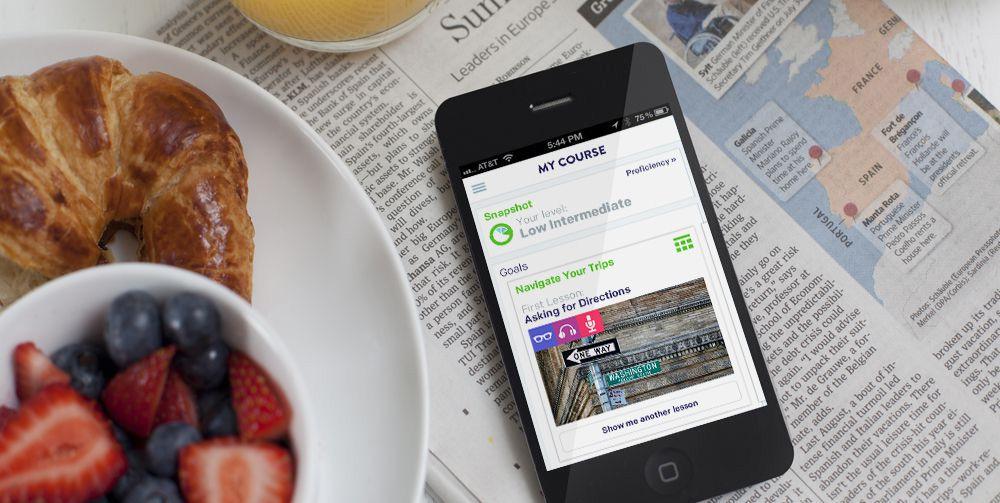 Las mejores apps para aprender inglés y alemán
