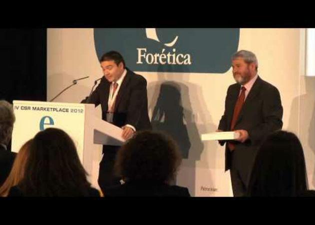 El foro CSR Spain 2014 de Forética tendrá lugar el 3 de junio en Madrid