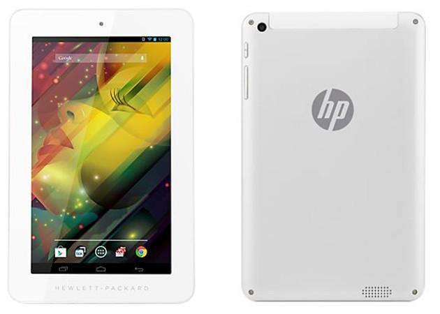HP lanza la tableta más barata del mercado