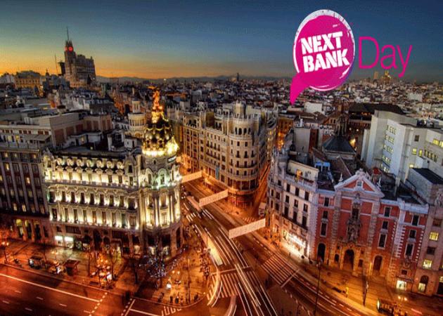 El próximo 4 de junio tienes una cita en el Next Bank Day Madrid