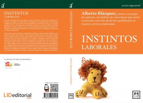 Portada libro Instintos Laborales
