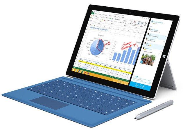 Microsoft presenta la nueva Surface Pro 3