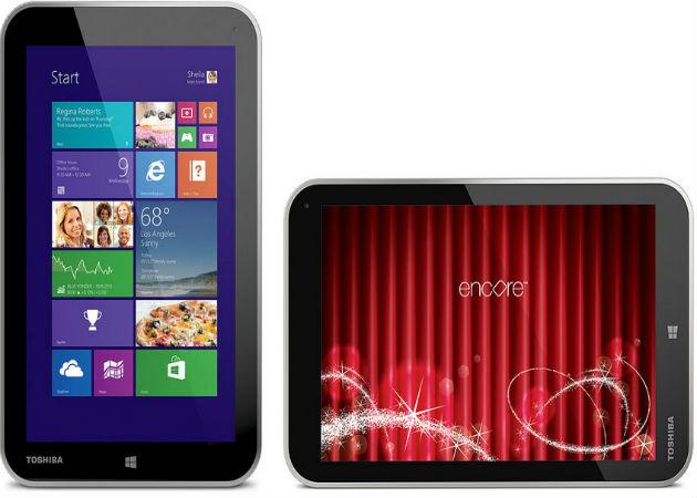 Toshiba presenta nuevas tablets low cost