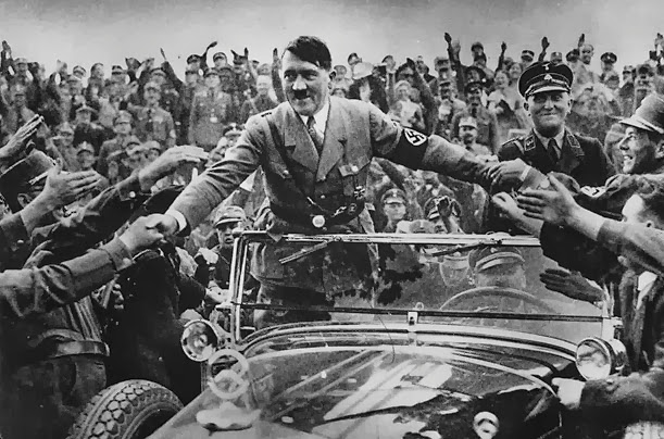 """""""El management del III Reich"""""""