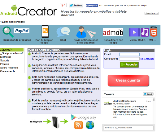 androidcreator
