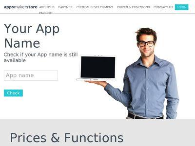 appsmakerstore.com