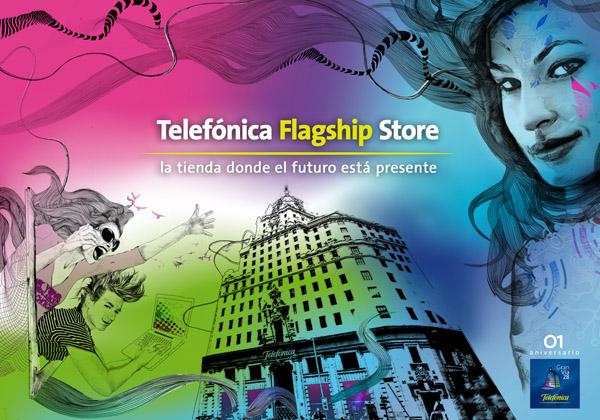 Telefónica Flagship Store pone en marcha el certamen Presume de Negocio