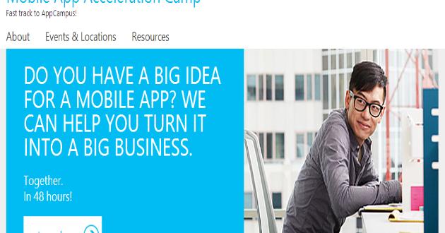 Microsoft celebra en Valencia una nueva edición del programa Mobile Accelerator Camp