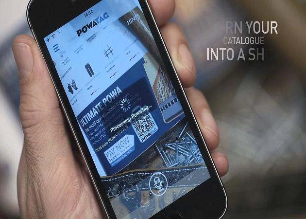 PowaTag, app para comprar lo que quieras a través de códigos QR