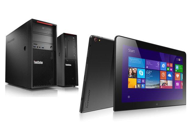 Lenovo anuncia dos nuevos productos diseñados para el entorno profesional