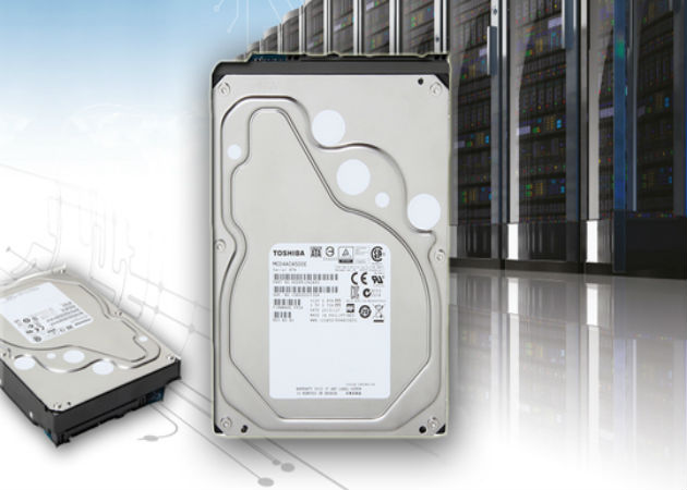Toshiba anuncia una nueva línea de discos duros para el entorno empresarial