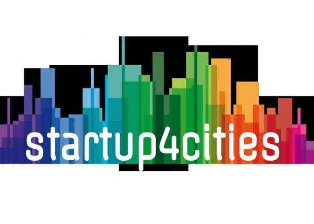 Conocemos los 12 mejores proyectos de startup4cities