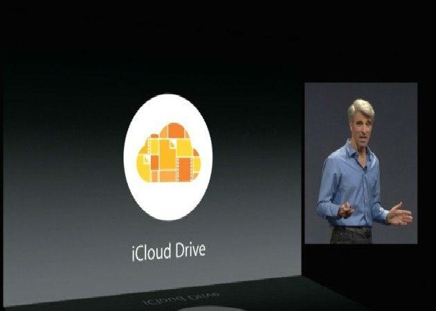 Apple renueva su servicio de almacenamiento con iCloud Drive