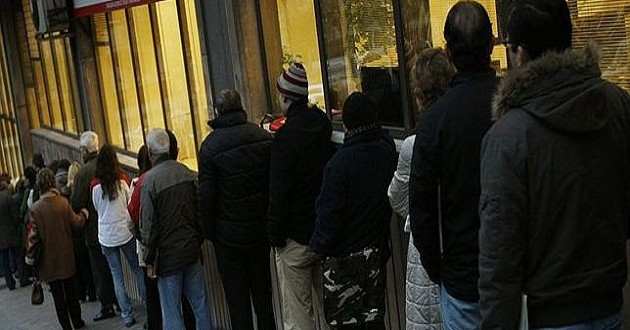 Más 40.000 personas mayores de 45 años salen a buscar su primer empleo en el primer trimestre del año
