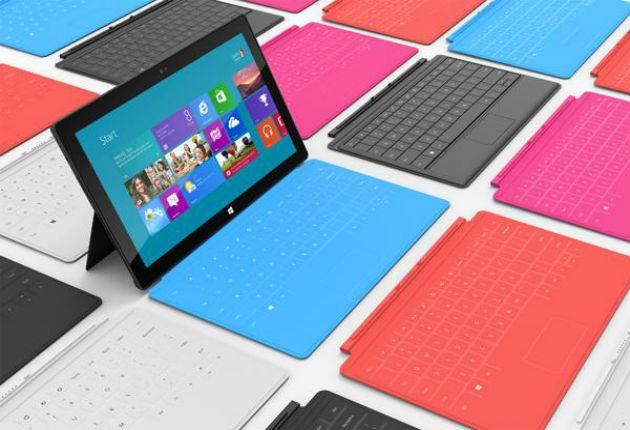 Las tabletas con Windows aumentan un 50% la productividad de los empleados de ventas