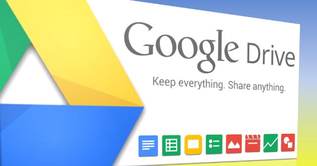 Google y tu empresa (III): Google Drive