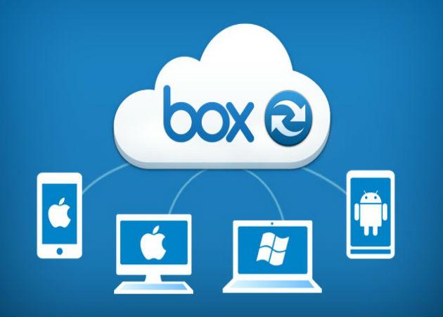 Los clientes empresariales de Box no tendrán límites de almacenamiento