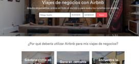 Business Travel on Airbnb o cómo encontrar a buen precio tus viajes de negocios