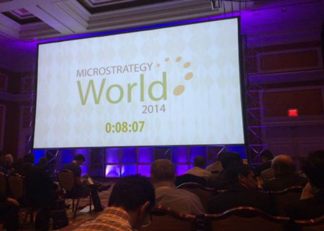 MicroStrategy World 2014 tendrá lugar del 7 al 10 de julio