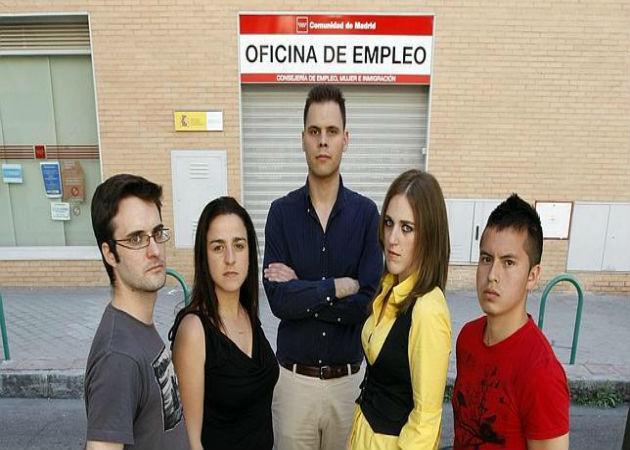 España, entre los primeros países con una mayor tasa de paro juvenil