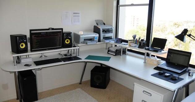Ikea deja de producir la mesa de oficina galant y los - Espacios de trabajo ikea ...