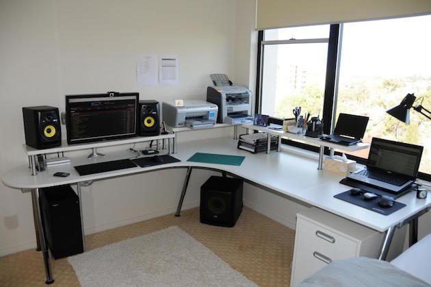 Ikea deja de producir la mesa de oficina galant y los emprendedores se quejan muypymes - Ikea mesas de escritorio ...