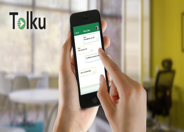 Tolku, la nueva aplicación de mensajería interna para empresas