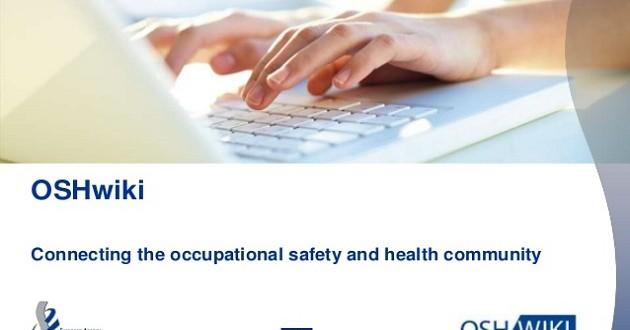 OSHwiki, la wikipedia de seguridad y salud en el trabajo