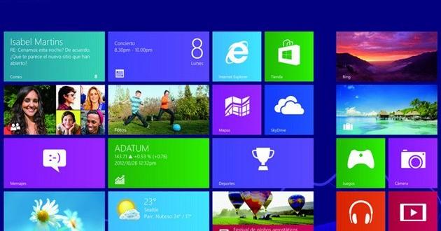 Las mejores aplicaciones de productividad para Windows 8