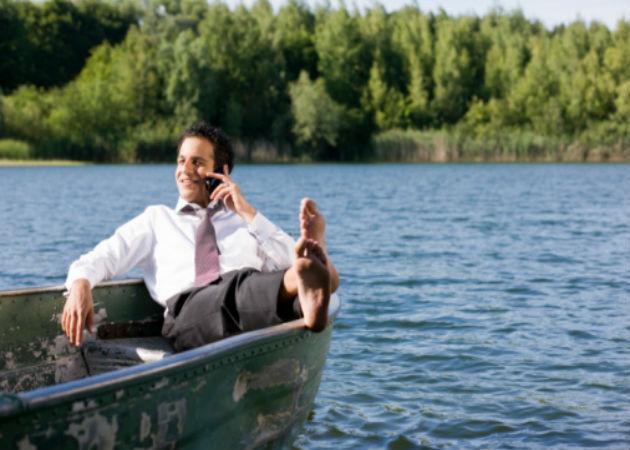 Los directivos españoles no desconectan ni en vacaciones