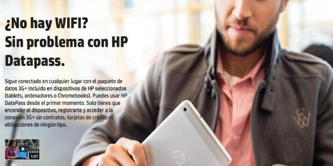 HP anuncia la disponibilidad de HP DataPass