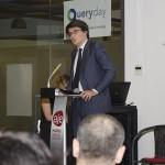 """Pedro González Director General de Comercio y Desarrollo Económico """"Madrid Emprende"""""""