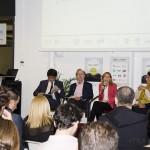 Pedro González, Fermín Lozano, Sonia Marzo y Verónica Respaldiza