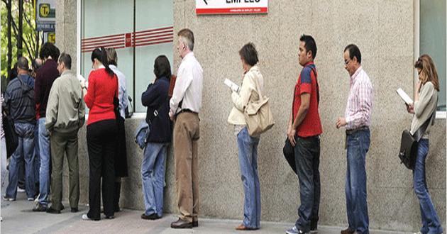 El paro aumenta en agosto en España en 8.070 personas
