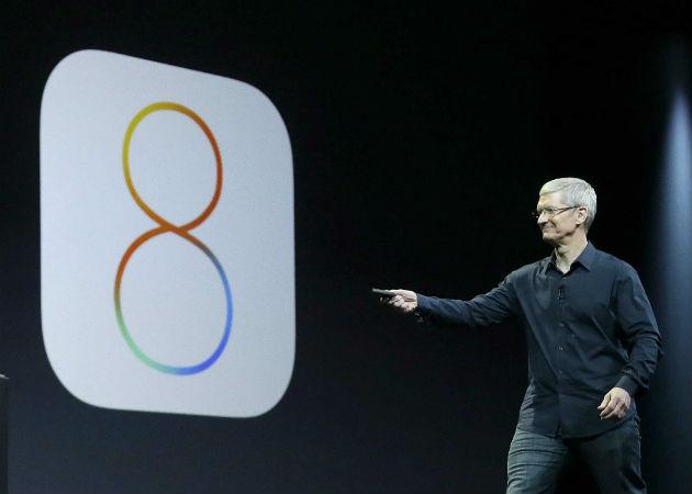 Las mejores características para empresa de iOS 8