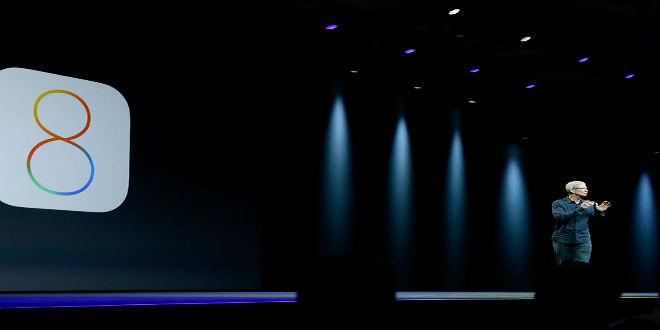 Las 15 mejores características de iOS 8