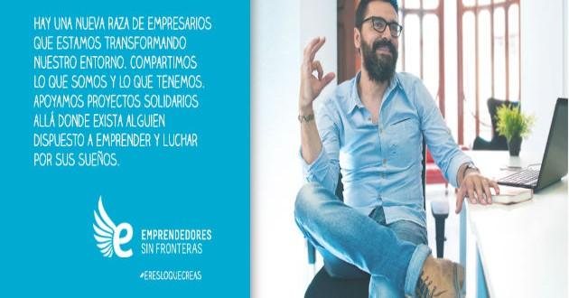 Nace Emprendedores Sin Fronteras