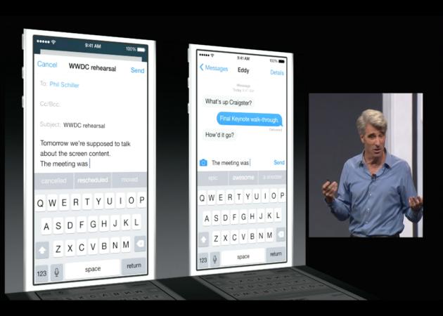 Los mejores teclados para iOS 8