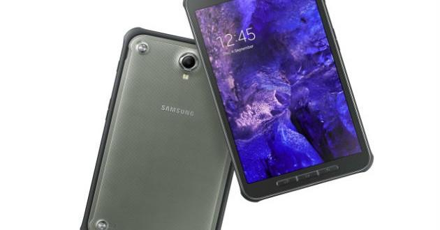 Samsung piensa en los profesionales con su nueva tablet Galaxy Tab Active