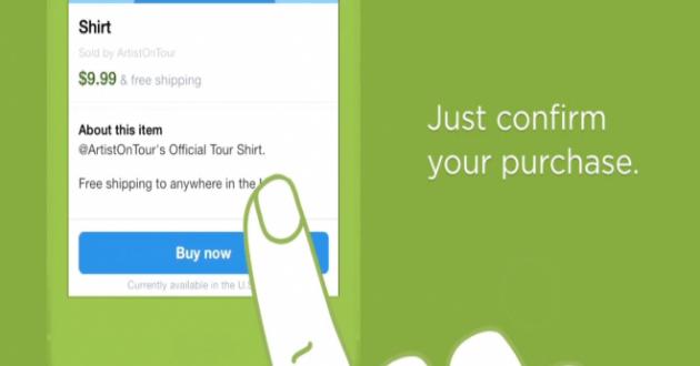 Twitter incluirá un botón de Comprar a través de tuits