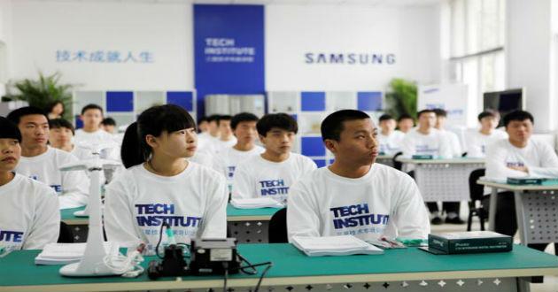Samsung lleva a Málaga el Tech Institute