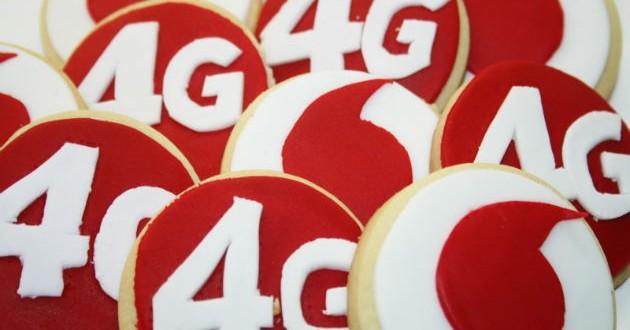 Vodafone lanza el 4G+