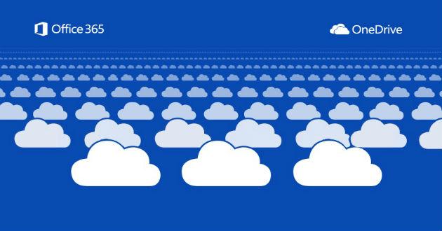 OneDrive ilimitado para clientes de Office 365