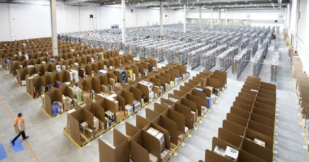 Llega a España Entrega Hoy de Amazon