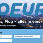 GoEuro lanza la convocatoria A Closer Europe